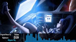 Nightcore - Alligator Sky (Owl City ft. Shawn Chrystopher)