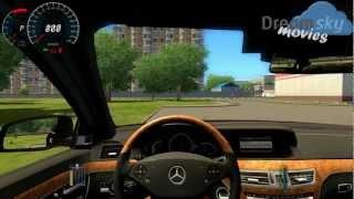 getlinkyoutube.com-City Car Driving Mercedes-Benz S65 AMG