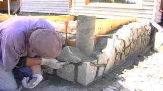getlinkyoutube.com-Providence Farm Stonework Part Three