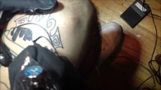 getlinkyoutube.com-Stealth Rotary 2.0 Tattoo Machine