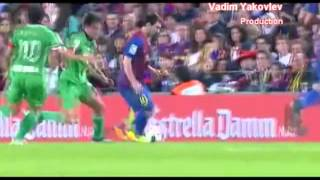 New Video  Lionel Messi 20011 2012Production Vadim Yakovlev