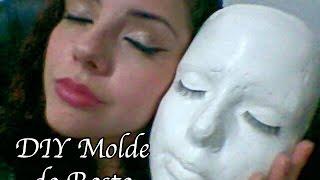 getlinkyoutube.com-Como fazer um molde do rosto em gesso!
