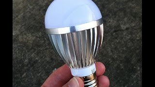 getlinkyoutube.com-Liroyal 12V edison light bulbs  Off Grid Lighting.