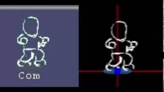 [DEBUG] Compare Easier LF-Editor vs. LF - Standing