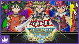 getlinkyoutube.com-Twitch Livestream | Yu-Gi-Oh! Legacy of the Duelist Part 1 [Xbox One]