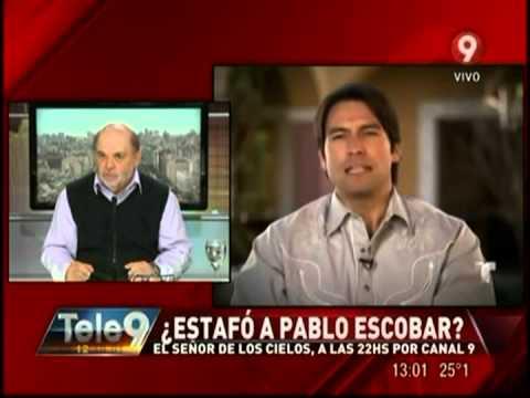 ¿El Señor de los Cielos estafó a Pablo Escobar?