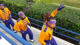 getlinkyoutube.com-Alcorn-SOD entrance vs Jackson State 2015