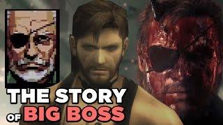 getlinkyoutube.com-Big Boss Biography - Metal Gear Solid V: The Phantom Pain