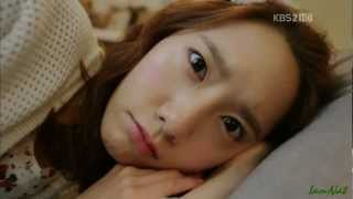 getlinkyoutube.com-사랑비 Love rain HD - Jang geun suk sleeps at Yoona bed