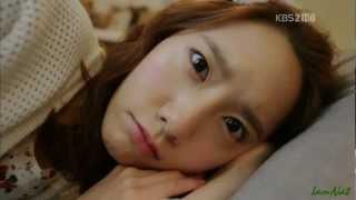 getlinkyoutube.com-사랑비 Love rain HD - Jang geun suk sleeps at Yoona bed