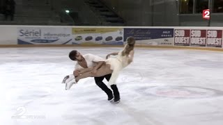 getlinkyoutube.com-La France du patinage fait son barnum