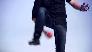 Juggling Tutorial: Under the Leg & Behind the Back