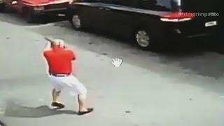 getlinkyoutube.com-Ladrones asaltan a un general retirado del Ejército Dominicano