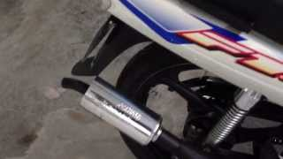 getlinkyoutube.com-F1ZR 2003 with AHM exhaust