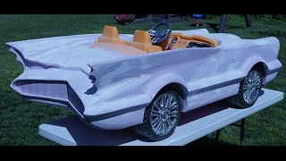 getlinkyoutube.com-Power Wheels Custom Car Body Episode 2