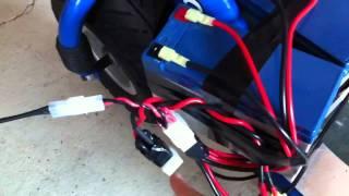 getlinkyoutube.com-Electric Razor scooter of D00M!