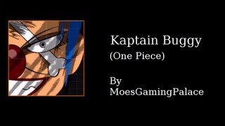 Call Of Duty Black Ops 2 Emblem (7): Captain Buggy (One Piece) [tutorial]
