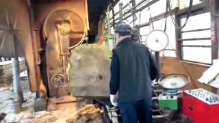 すぎ2m伐根製材作業中.mov