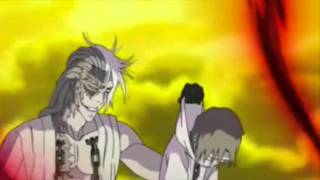 getlinkyoutube.com-Hollow Ichigo Vasto Lorde vs Kokuto - Full Fight (English Dub)