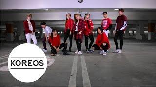 getlinkyoutube.com-[Koreos] 엔시티 NCT 127 - Limitless 무한적아 Dance Cover 댄스커버