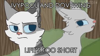 getlinkyoutube.com-Ivypool and Dovewing: Life's Too Short [COMPLETE MAP]