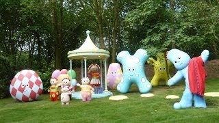 getlinkyoutube.com-In the Night Garden Magical Boat Ride Front Seat POV CBeebies Land Alton Towers