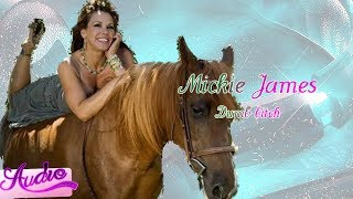 Mickie James   Dumb Bitch (2010) (Official Audio)