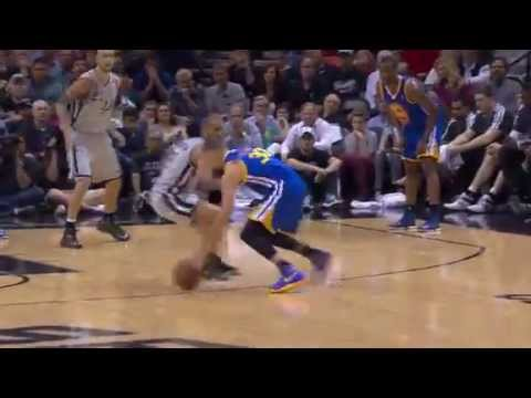 NBA CIRCLE - Golden State Warriors Vs San Antonio Spurs Game 1 Highlights - 6 May 2013 NBA Playoffs