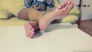 getlinkyoutube.com-The Secret of Foot Tease