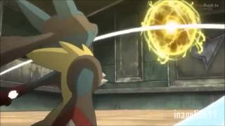 getlinkyoutube.com-Pokemon XY AMV - Take It Out On Me / War Of Change