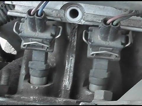 Провалы при нажатии на педаль газа на инжекторе