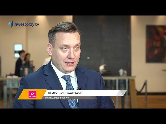 TAURON Polska Energia SA, Remigiusz Nowakowski - Prezes Zarządu, #69 PREZENTACJE WYNIKÓW