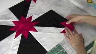 getlinkyoutube.com-Rapid Fire Hunter's Star Ruler in 7 Easy Steps (Ruler by Deb Tucker)