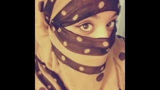 Two Ways to Wear the Niqab  (Tutorial)