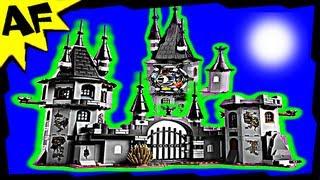 getlinkyoutube.com-VAMPYRE CASTLE 9468 Lego Monster Fighters Animated Building Review