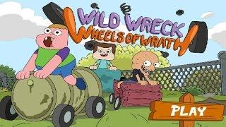 getlinkyoutube.com-Clarence Game - Wheels of Wrath By Cartoon Network