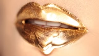 getlinkyoutube.com-Dripping Golden Lips