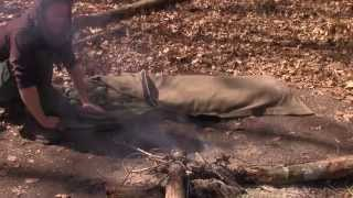 getlinkyoutube.com-The Ultimate Bedroll Kit: Fire, Water, and Cold Proof