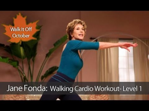 Jane Fonda: Walking Cardio Workout : Level 1