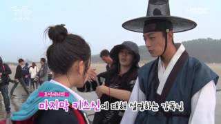 getlinkyoutube.com-BEAST 비스트 Yoon Doojoon Mini Drama 2015 Splash Splash LOVE BTS Cut 12