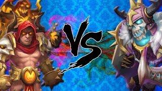 getlinkyoutube.com-Castle Clash Grimfiend VS Skull knight