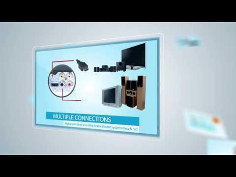 Laser Blu-Ray Player - Multi Region/HDMI (BLU-BD3000)