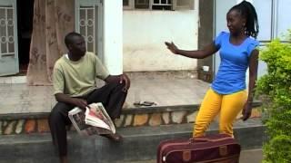 getlinkyoutube.com-Kansiime Anne saves her marriage - African comedy