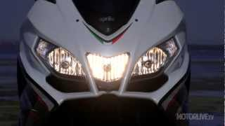 getlinkyoutube.com-Aprilia SRV 850