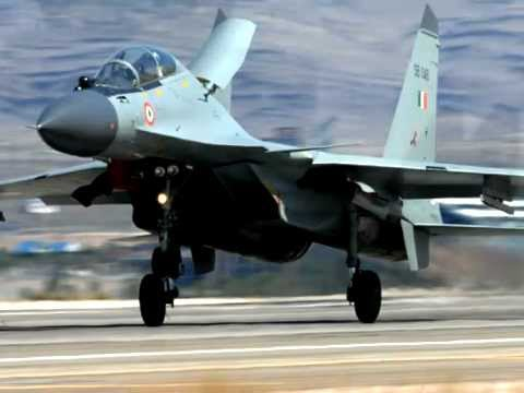 INDIAN AIR FORCE SUKHOI-30 MKI VIDEO By Dypin Pavithran