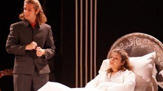 Ferdinando in scena al teatro comunale di cariati 8 11 2014
