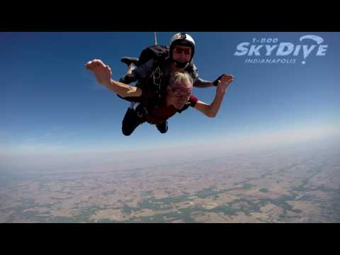 Dennis Gramman's Tandem skydive!