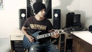 getlinkyoutube.com-Trivium - Down From The Sky (HQ Cover)