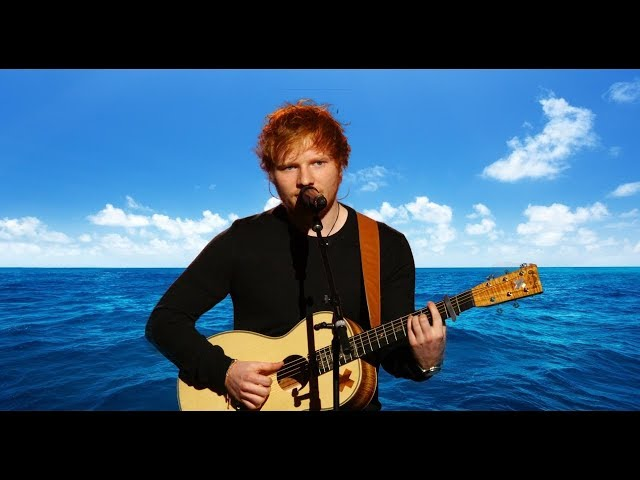 DIVE - ED SHEERAN karaoke version ( no vocal ) lyric instrumental