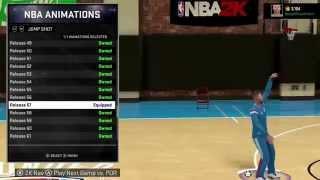 getlinkyoutube.com-I reveal my Jump shot in NBA 2k15